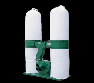 Accesorio fresadora CNC extractor de polvo