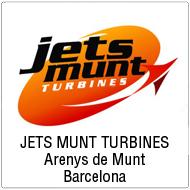 Jets Munt Turbines